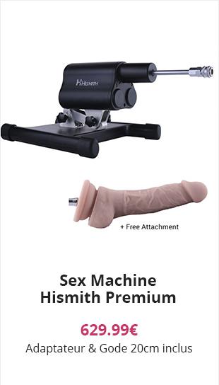 Sex Machine Hismith Premium