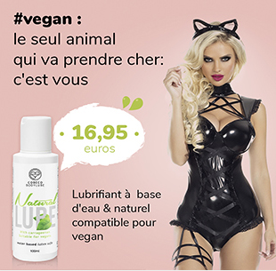 Cobeco Lubrifiant Vegan